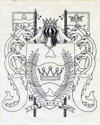 SCA Arms of Trimaris by Clisair