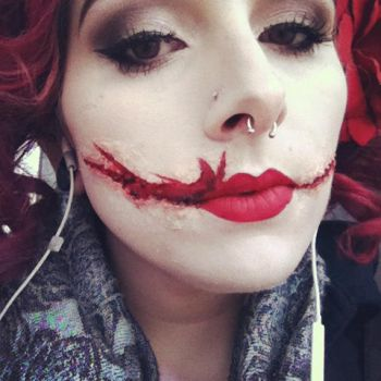 The Black Dahlia by itashleys-makeup