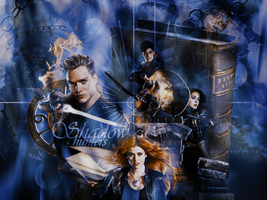 Shadowhunters by blondehybrid