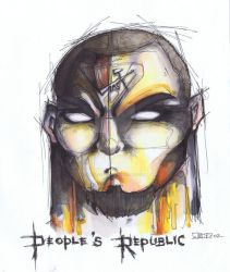 People's Republic No. 1 by Madd2daMaxx