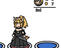 Bowsette - Mario Party by ayyk92