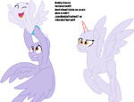Parenting Is Not Easy Mlp Base by ReddyTheFoxYT