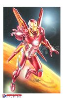 Iron Man_Mark L by debuhista