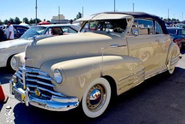 1947 Chevrolet Fleetmaster convertible by CZProductions