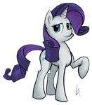 Rarity - Style Exploration by theinkBot