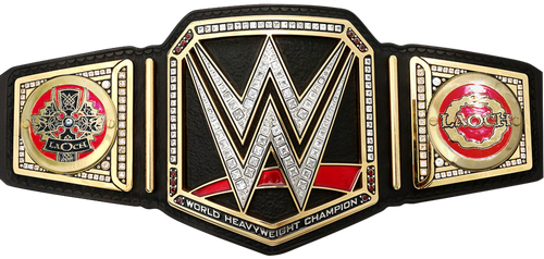 Sheamus WWE World Championship Sideplates by Nibble-T
