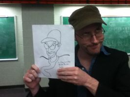 Nostalgia Critic by CHCHcartoons