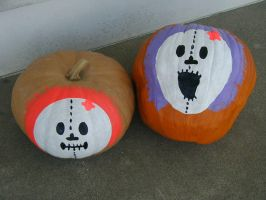 Zar Pumpkins 2005 by angelacapel