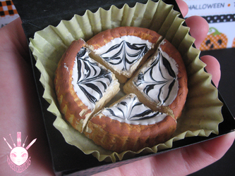 1:3 Spiderweb Tart by WindsorPhotography