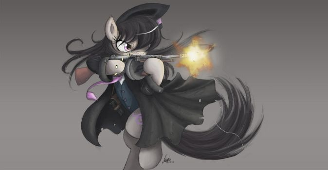 The Chicago Violin by NCMares