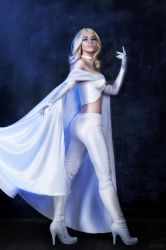 Marvel Comics.X-men Cosplay- Emma Frost (7) by Alex-Willow