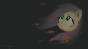 Autumn Fluttershy by Inkygarden