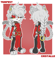 Tempest Cristalle Reference by Electra-Blu