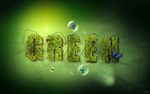 Green by imRony