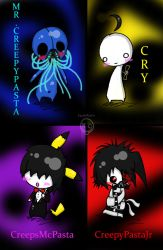 Creepypasta readers by EqualsXzero