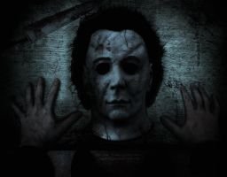 Michael myers mask by ichigopaul23
