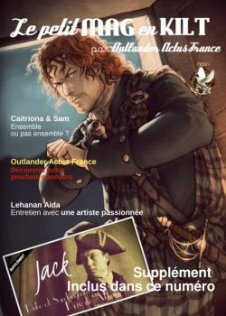 Outlander Actus France - Webzine COVER by Lehanan