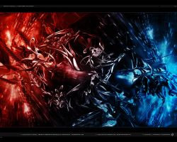 The Battle of Angels by vsl