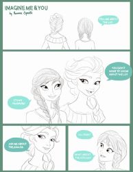 Imagine me and you 1 by iwannakissallama