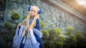 Bride of The Water God - Nakbin II by Itchy-Hands