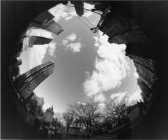 new york fisheye by phisheye