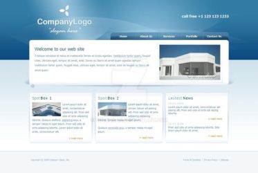 Corporate Theme by tolgacan