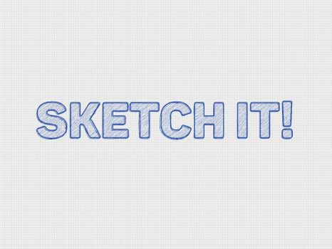 Sketch It! by Textuts