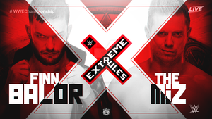 Extreme Rules 2018 by LastSurvivorY2J
