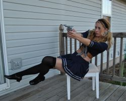 Babydoll stock 3 falling by Tris-Marie