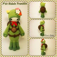 P'tit Bidule Franklin by Crocsbetty