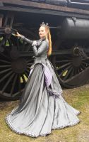 Steam Queen of Scots by fairyfrog