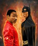 Save Community - Troy and Abed by Lewis3222