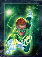 Green Lantern After Alex Ross By Wesleyjames1985-d by knytcrawlr