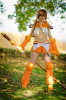 Nowa Queen's Blade by KICKAcosplay