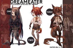 [dreameater] casual kids [closed] by suyumona-adopts