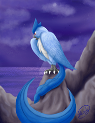 Articuno by Mindy-The-Cat