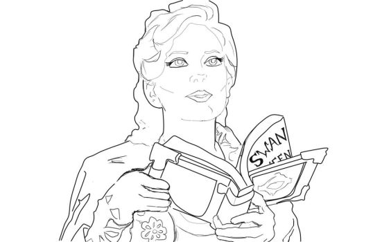 Day 1 Coloring Page by krypton619