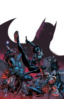 Worlds' Finest 29 cover by Cinar