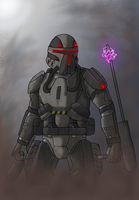 Clone Nightfall Trooper CT 09 Vetter by Alpha-Trooper