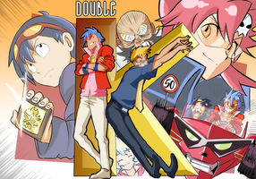 Double K Contest Entry by Renny08