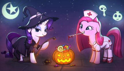 Nightmare Night by Agavoides