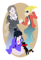 A Meeting of Souls by raygirl