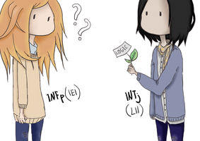 INFp and INTj by marshaall