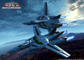 Macross Live action by asgard-knight