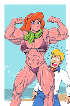 Daphne Beach Flex by Ability-Normal by up2nogd1