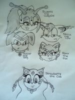 -ADOPTABLES- 30 POINTS EACH by princess06