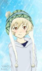 Yukine from Noragami by IVictoriaArtsI