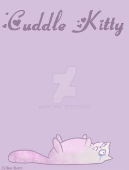 Cuddle Kitty by Encripted