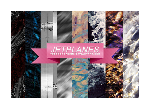 Texture Pack | Jet Planes by TheEdgeOfDemi