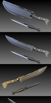 Xtreme Bowie Size Comparison by DaveLuck
